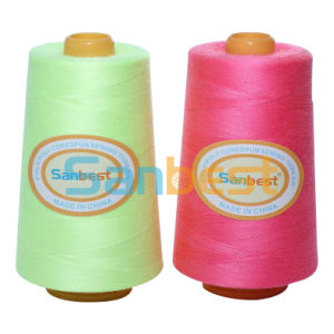High Quality Spun Polyester Sewing Thread for Sewing 40s/2 pictures & photos
