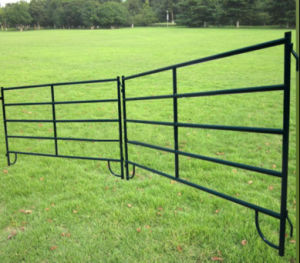 5footx10foot Farm Metal Horse Round Livestock Panel/Horse Corral Panel pictures & photos
