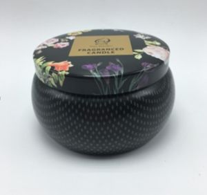 100% cotton Wick Soy Wax Tin Candle pictures & photos