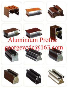 Made in China Aluminum Extrusion for Aluminum Square Tube pictures & photos