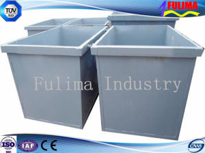 Eco-Friendly Steel Skip Bin/Waste Bin for Outdoor (WB-003) pictures & photos