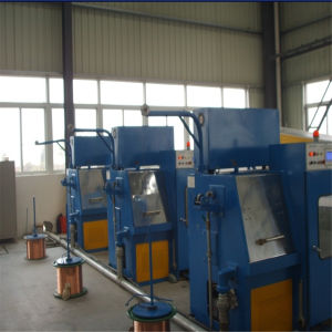High Speed Fine Copper Wire Drawing Machine (22DS/24 DS) pictures & photos