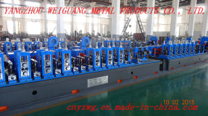 Wg76 High Frequency Tube Welding Production Line pictures & photos