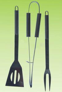 3 PCS BBQ Tool Set