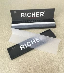 Custom Tobacco/Smoking/Cigarette Rolling Papers (all size available) pictures & photos
