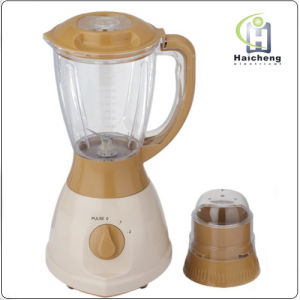 2 in 1 Plastic Home Food Blender