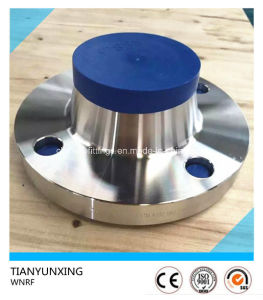 304L Nace Stainless Steel Weld Neck Class 150 RF Flange pictures & photos
