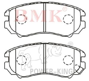 High Quality Brake Pad for Hyundai (D11148/D11183) pictures & photos