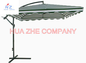 Hz-Um89 10X10ft Banana Umbrella Hanging Umbrella Garden Umbrella Parasol Outdoor Umbrella pictures & photos