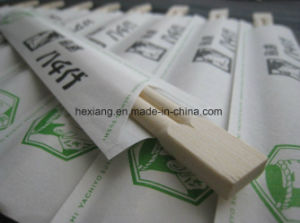 Semi-Closed Paper Bamboo Products From China Factory Bamboo Chopsticks pictures & photos