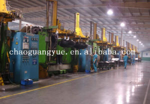 B Type Double-Mould Tyre Shaping and Curing Press pictures & photos