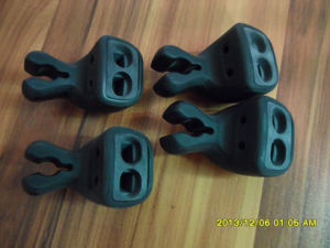 CNC Silicone Over Moulding Prototype, Silicone Parts pictures & photos