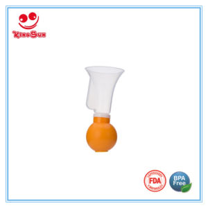 Spherical Silicone Breast Pumps with Strong Suction pictures & photos