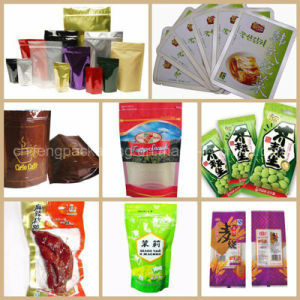 Food Packaging Bags and Film with Vivid Gravure Printing pictures & photos
