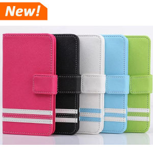 Mobile Phone Leather Case for Samsung Galaxy S5 S6
