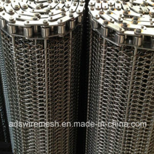 Food Grade Stainless Steel Wire Mesh Conveyor Belts pictures & photos