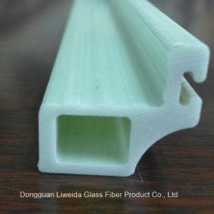 FRP Fiberglass Reinforced Plastic Pultruded Profile, FRP Profile pictures & photos