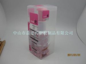 Plastic Skin Care Products Packaging Box