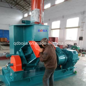 Advanced PLC Controlled Rubber Dispersion Kneader Machine Banbury Internal Mixer pictures & photos