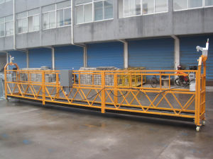 ZLP800 Steel with Painting Platform (Yellow) pictures & photos