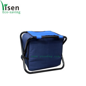 Folding Chair Cooler Bag, Backpack Picnic Bag (YSCB00-0188) pictures & photos