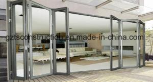 Economic Folding Door Price, Energy-Saving, Water-Proof, Sound-Proof Bifold Door pictures & photos