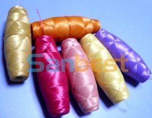 High Tenacity 100% Polyester Cocoon Bobbins Thread pictures & photos