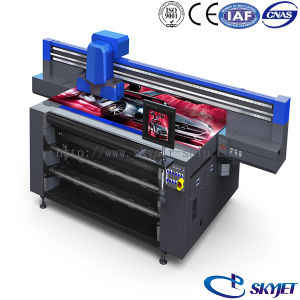Hot Selling UV Flatbed Ceramic Printer