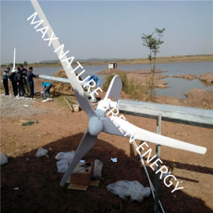 Long Warranty Time Horinzontal Style Complete Unit Powerful Wind Turbine 1kw pictures & photos