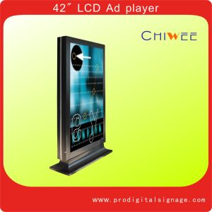 "42"" LCD Advertising Player, LCD Digital Signage Player (FS42L14)"