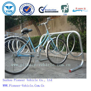 Multi Parking Space Bike Parking Rack for Bike Security pictures & photos
