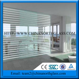 Safety Building Glass Fencing/Tempered Laminated Glass for Building with Factory Price pictures & photos