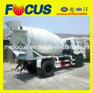 6m3 4X2 Concrete Truck Mixer, Transit Mixer, Mixer Truck pictures & photos