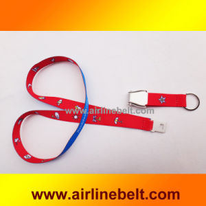 Crew Flight Lanyard USB Lanyard