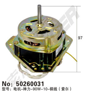 Washer Motor 90W Motor for Washing Machine (50260031) pictures & photos