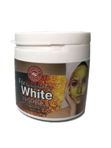 Meizao White 24k Gold Anti-Wrinkle Facial Mask pictures & photos
