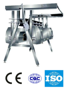 Refined Plucking Machine for Chicken Slaughter pictures & photos