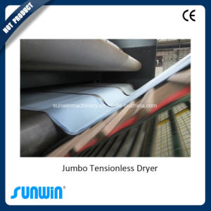 High Production Capacity No Tension Fabric Dryer Machine pictures & photos