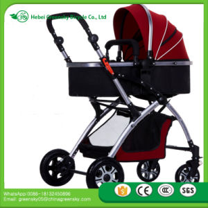 En1888 AS/NZS2088 ASTM Certificate New Design Good Quality Baby Stroller Pushchair Pram Travel System Stroller pictures & photos