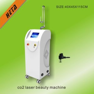 Acne Scar Spot Removal Equipment Black Head Removal CO2 Laser Beauty Machine pictures & photos