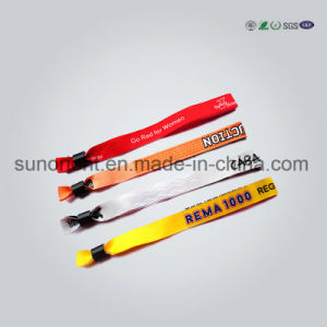 China Woven Wristband Bracelet for Activity Party Festival pictures & photos