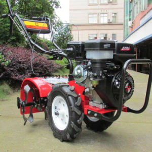 9HP Mini Tiller Farm Rotary Cultivator with Ce Approval pictures & photos