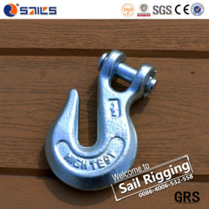 High Strength Drop Forged Carbon Steel Clevis Grab Hook pictures & photos