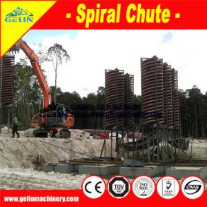 Indonesia Spiral Separator Plant for Zirconium Sand Ore Separating pictures & photos