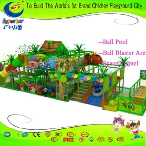 New Design Children Amusement Park Soft Indoor Playground pictures & photos