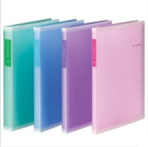 Soft Clear Book in Transparent Color pictures & photos