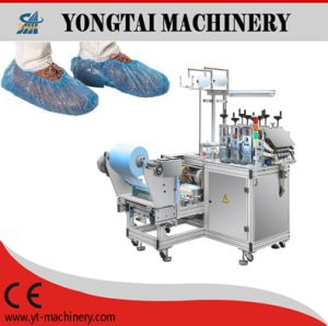Indoor Disposable Shoe Cover Making Machine pictures & photos
