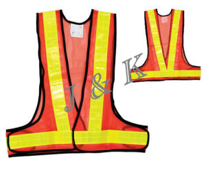 Reflective Safety Vest (JK36401) pictures & photos
