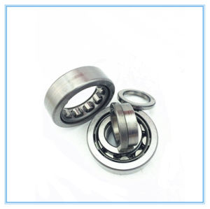 Single Row Steel Cage Cylindrical Roller Bearing (Nup310e) pictures & photos