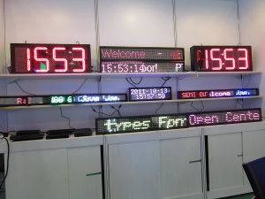 16 Inch LED Gas Price Sign With Outdoor Waterproof IP65